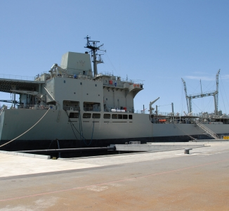 Front-End Engineering and Design of the HMAS Westralia to FPSO Shiraz (AGR Asia Pacific / Helix Energy Solns)