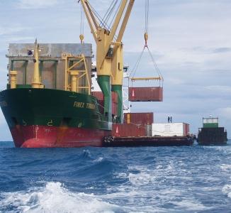 Cocos Keeling Islands Port Development (Commonwealth of Australia)