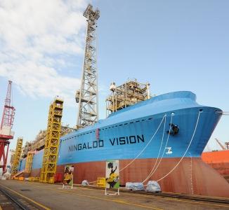 FPSO Ningaloo Vision (Apache Energy Ltd)