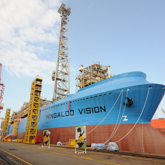 FPSO Ningaloo Vision (Apache Energy Ltd)
