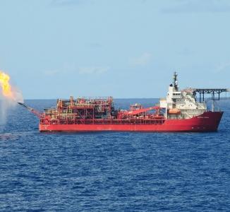 FPSO Crystal Ocean (AGR Asia Pacific)